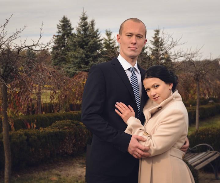 Євген та Анастасія, весільна фотосесія