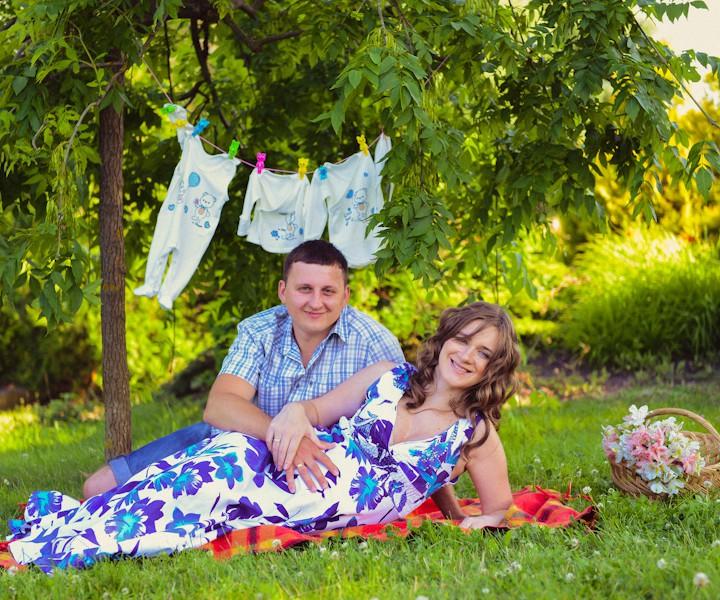Євгеній і Тетяна, сімейна фотосесія