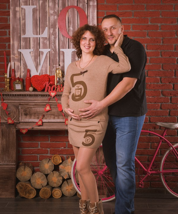 Юрій та Маша, сімейна фотосесія