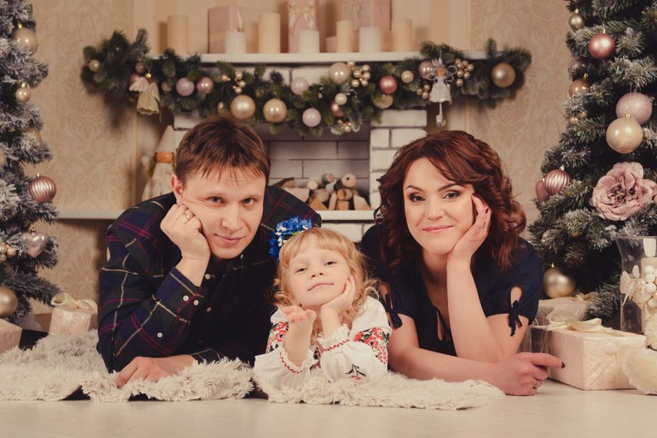 Family, сімейна фотосесія