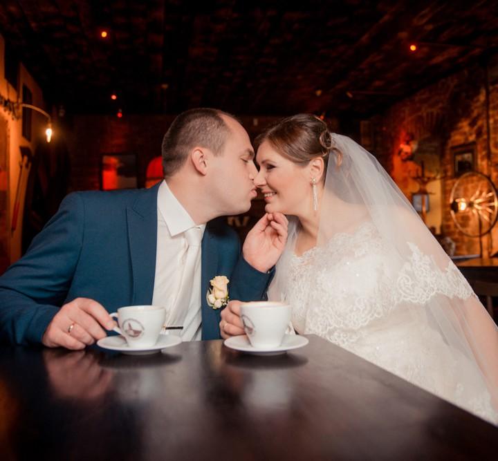 Віталій та Ірина, весільна фотосесія