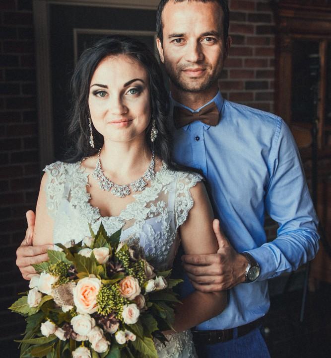 Віталій та Крістіна, весільна фотосесія