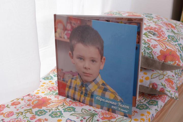 Випускний альбом для дитячого садочку